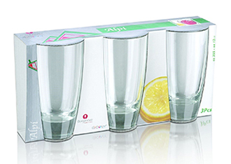Borgonovo Alpi Highball Glasses