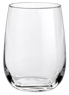 Borgonovo Ducale Stemless Wine Glasses