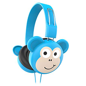 Endeavour Kids Headphone - Monkey