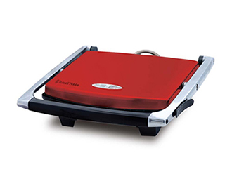 Russell Hobbs Sandwich Press - Red
