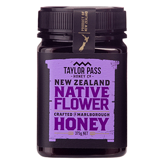 Taylor Pass Honey Co. Native Flower Honey